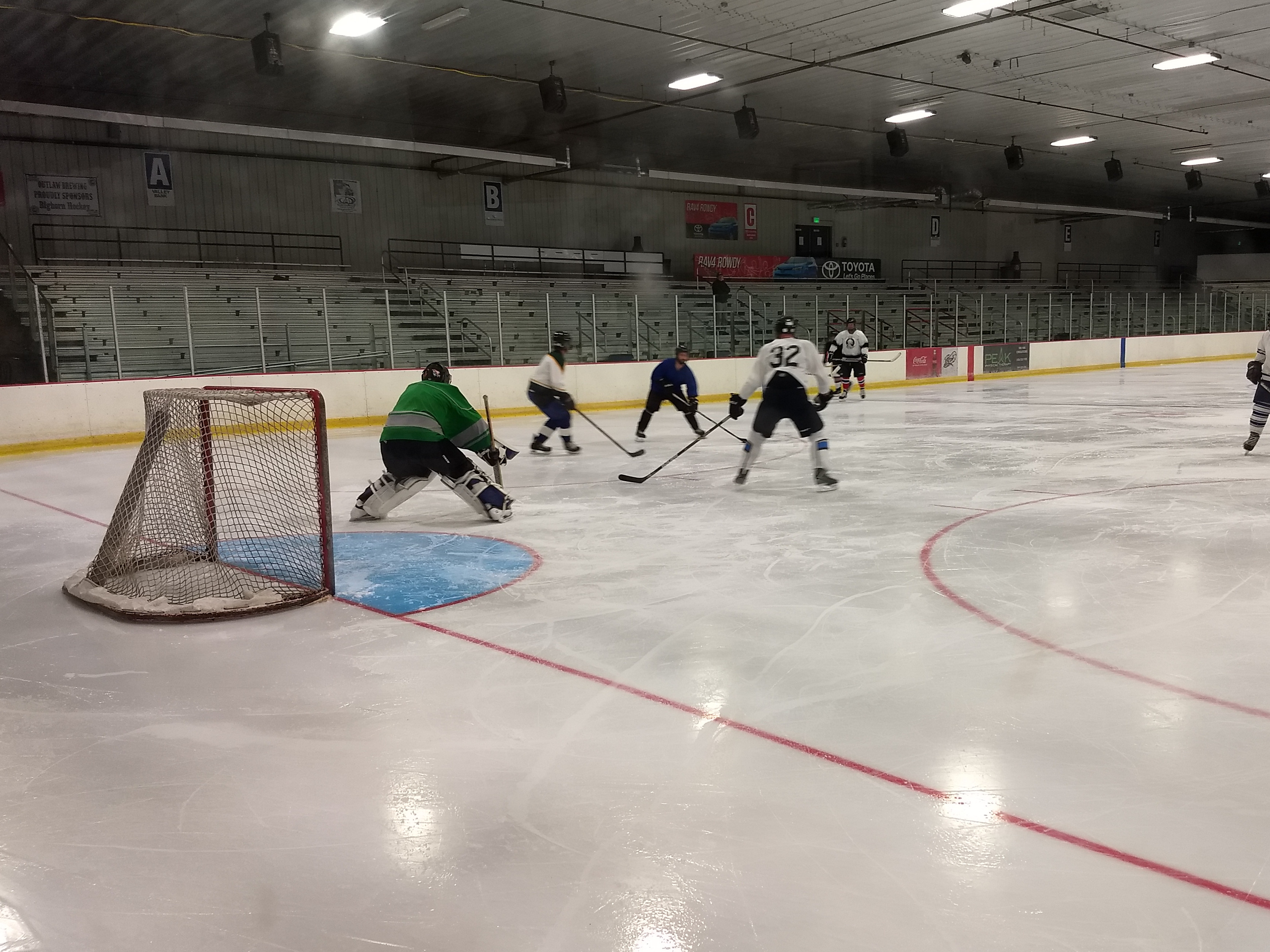 Adult Hockey Early Bird Helena Ice Arena